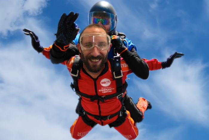 Warren's Skydive