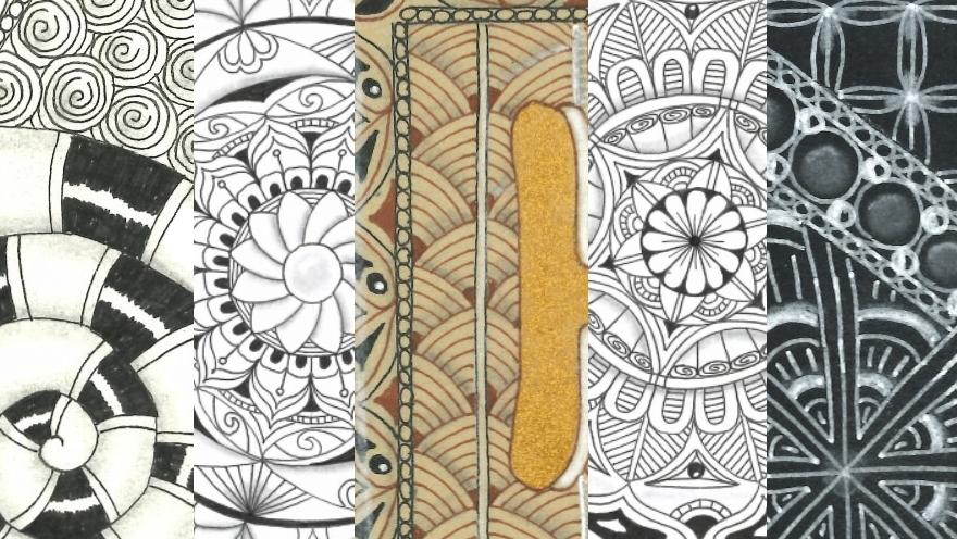 Zentangle® and Mandala Art classes coming soon!